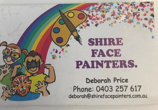 Shire Face Painters