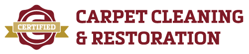 Certified Carpet Cleaning & Restoration