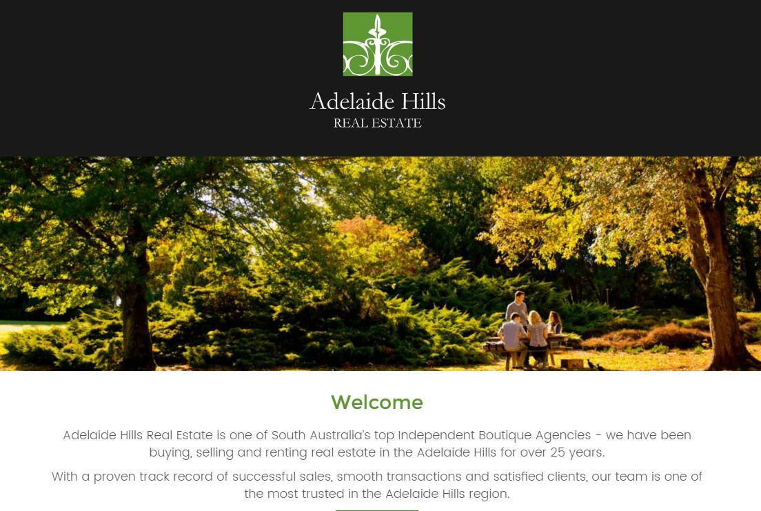 Adelaide Hills Real Estate