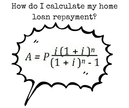 how do i calculate my home loan repayment mortgage choice